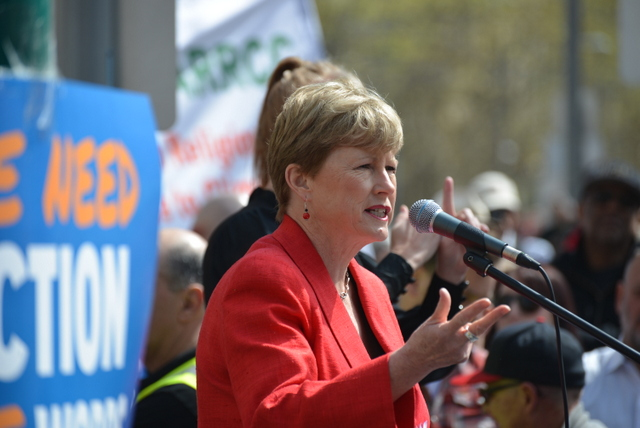 Image:2014-09-21 Christine Milne Peoples Climate March Melbourne 600 0479.JPG