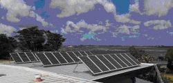 Bass Coast Community Health Service, 4.2 kW array